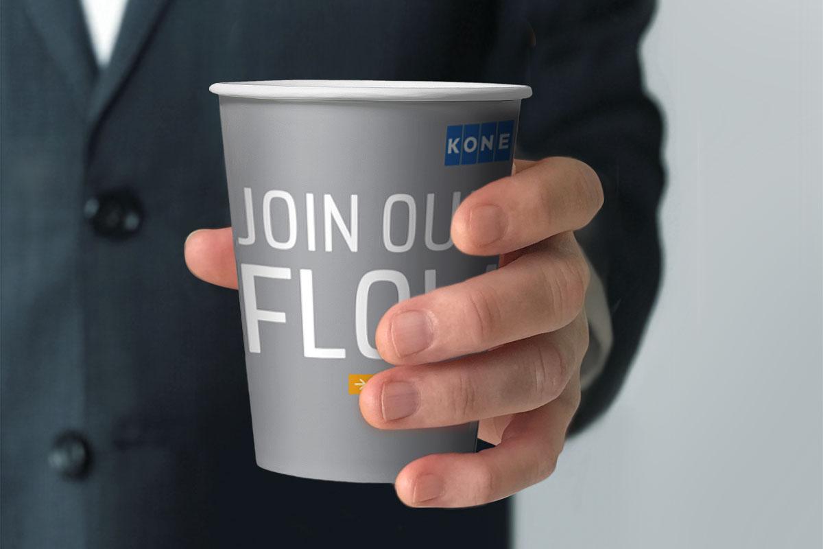 KONE Coffee cup